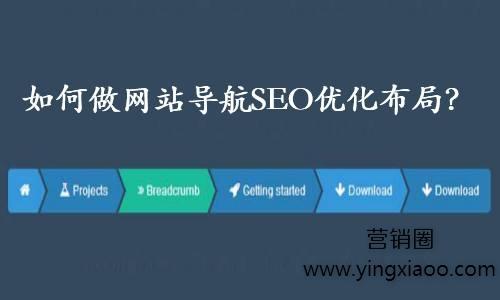 如何做网站导航SEO优化布局?怎么做网站导航优化的方法!