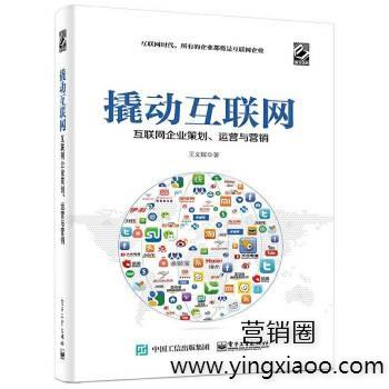 《撬动互联网:互联网企业策划运营与营销》王义辉著PDF电子书网盘免费下载